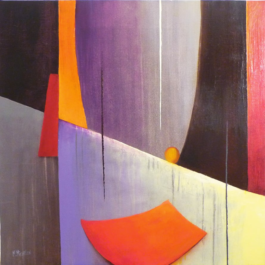 Artiste Peintre Contemporain Toulouse maryse michelon | artiste peintre contemporain